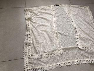 Kaung (Local Brand) Lace Outer | Luaran / Jaket / Jacket Renda
