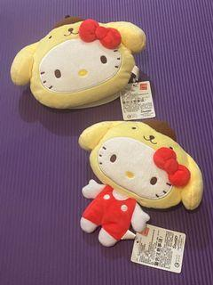Kitty 安全帶護套+臨停告示牌