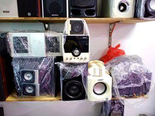 Ku audio bass 2.1 sistem murah2