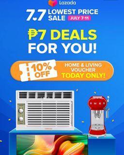 Lazada promo discount shopee deals voucher