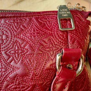 Louis Vuitton ( leather )