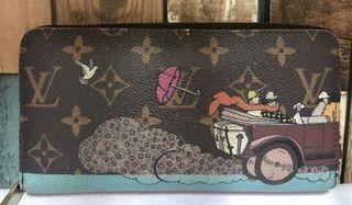 LV Holiday Limited Edition Wallet