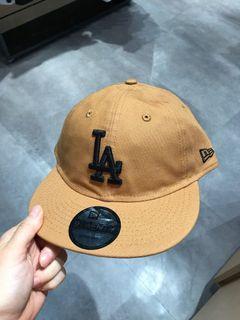 New era 洛杉磯道奇 棕色 920 logo NE12094430