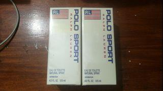 Polo Sport authentic US tester perfume