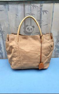 ROOKISM  Leather Tote Bag