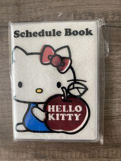 Sanrio Hello Kitty 2015 Schedule Book