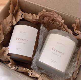 Soy Wax Candle Set of 2