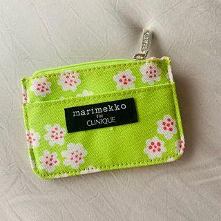 Super Cute! Brand New Marimekko x Clinique Card Holder