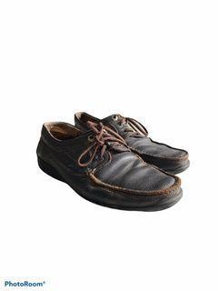 TAWAR SAMPE JADI - Sepatu Loafers Pria coklat Tua