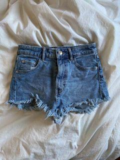 Zara Shorts (02)