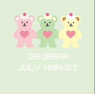 Zeki Bear Preorder // tags: bts exo nct ateez stray kids enhyphen the boyz txt wayv loona twice itzy stayc blackpink