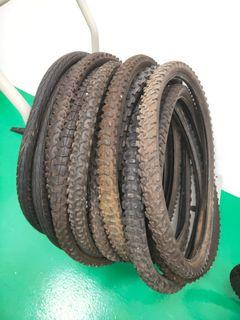 10 Tires to clear (26 inch)