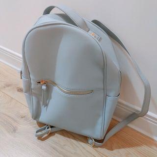 買1送3-全新NET灰色後背包再送全新3個包包 #支持