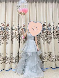 仙女系禮服 自助婚紗