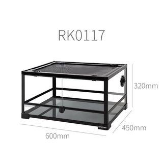 柴灣水中情 REPTIZOO 爬蟲缸 60x45x32cm #RK0117N B006