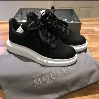 Alexander McQueen Knitted Sneakers