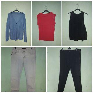 Baju dan celana