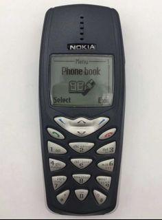 nokia 3510 classic phone