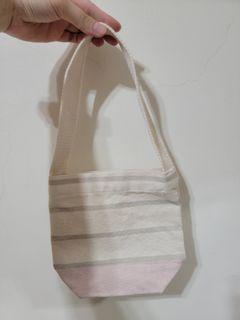 【近全新】orbis環保手提飲料提袋