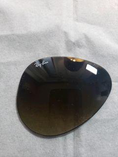 Ray Ban Sunglasses Right Eye Tinted Glass