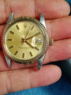 Rolex 16013 head only kondisi normal