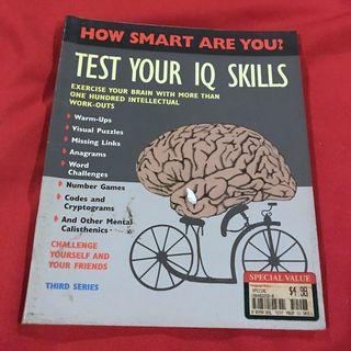 Test Your IQ Skills!