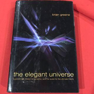 The Elegant Universe by Brian Greene  [hardcover]