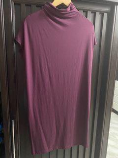 Uniqlo shift dress