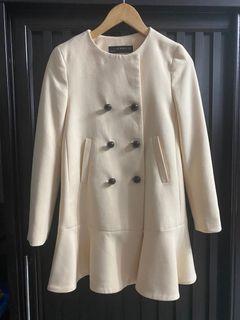 Zara Coat dress