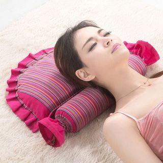 【新品】頸椎枕頭頸椎專用枕頭成人護頸枕修復脊椎枕單人全蕎麥皮保健枕芯