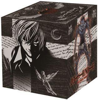 死亡筆記本 愛藏版 首刷 書盒 漫畫 東立