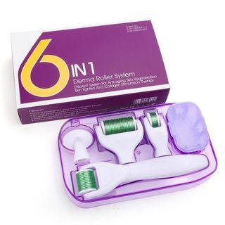 🆕️ Microneedle Derma Roller kit BNIB SEALED