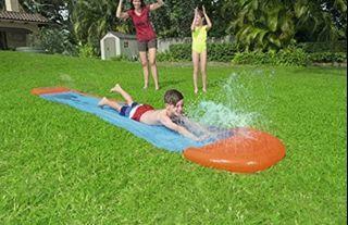 Bestway Water Single Slide, Multicolor, 18ft/5.49m