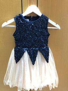 Kids Blue dress