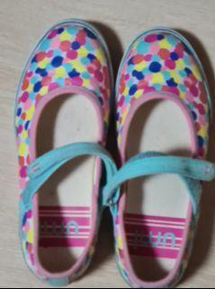Cute colorful Girl sneakers