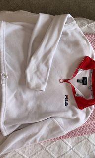Fila fleece jumper