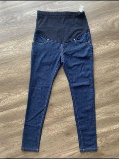 Hellolilo maternity jeans LIKE NEW