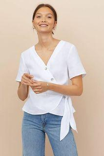 H&M Brand new with tag linen top