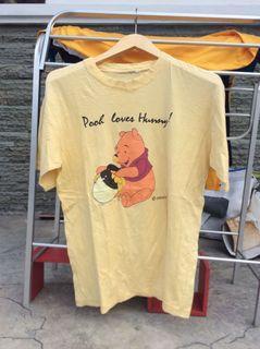 Kaos Kartun Pooh