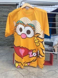 Kartun Sesame Street Zoe