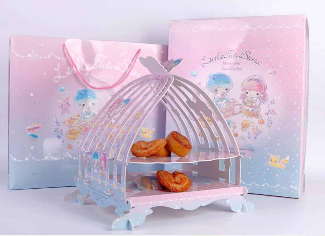 Little Twin Stars 月餅曲奇禮盒套裝》, 預購- Carousell