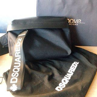 New Dsquared belt bag full set w receipt