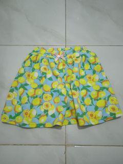 rok celana lemon
