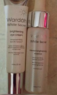 Serum dan Eye Cream Wardah