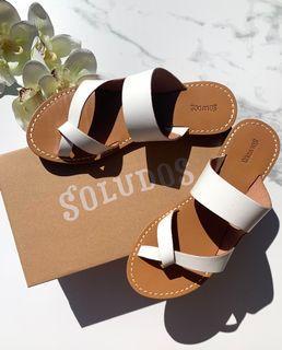 Soludos | Mila Leather Sandal W8