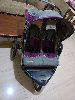 Stroller baby trend Doble