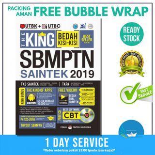 The King SBMPTN SAINTEK 2019