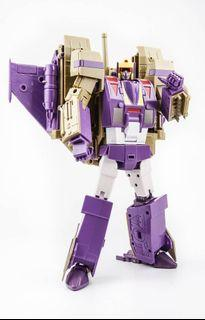 Transformers KFC Ditka (Blitzwing) Only 1 left