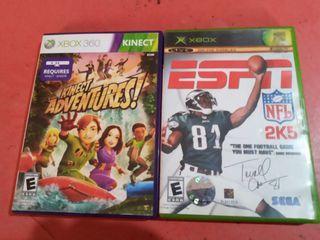 Xbox and Xbox 360 CD Games (bundle)