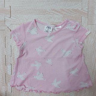 ZARA嬰兒印花T恤